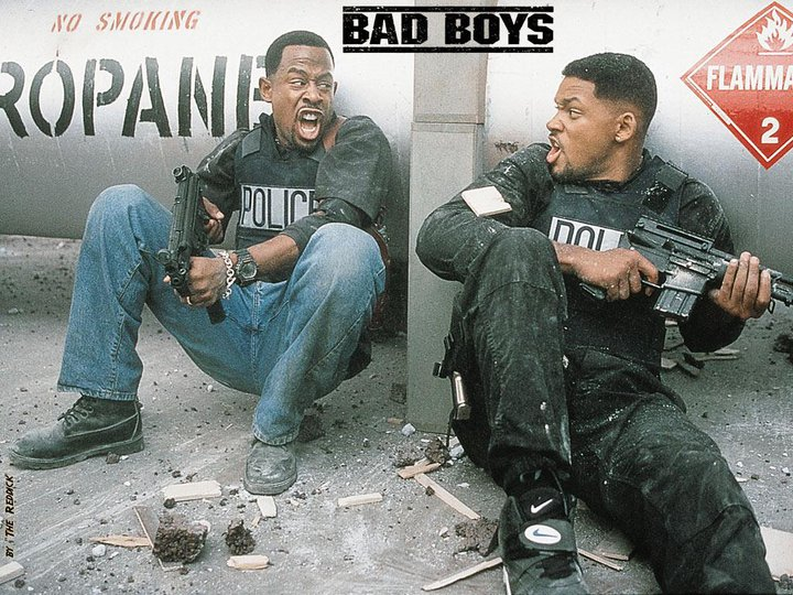 Bad Boys We Ride Together Movie Jit
