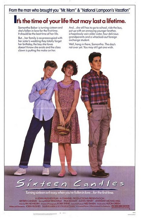 quotes about crushes. Sixteen Candles : Crushes