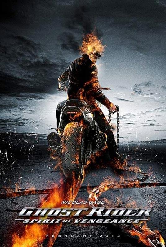 Ghost Rider Spirit Of Vengeance The Earth Is Weak Movie Jit